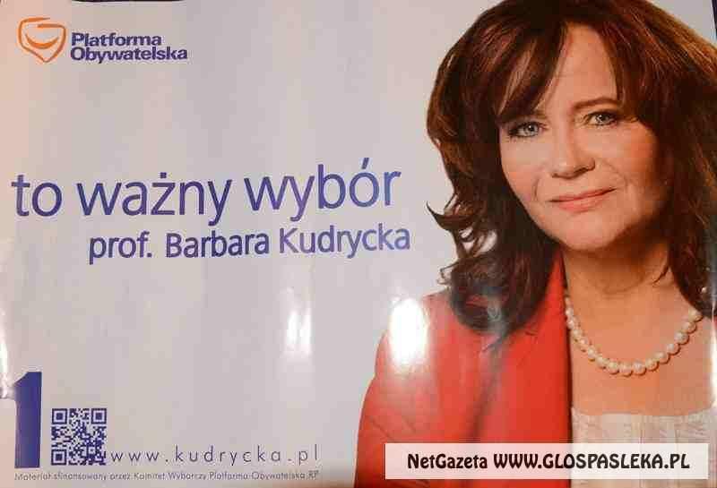 W Pasłęku wygrała PO
