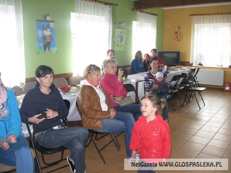 Piknik rodzinny w Podągach