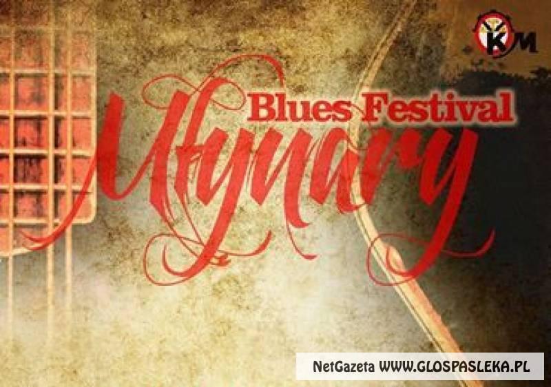 Młynary Blues Festiwal - zaproszenie na imprezę