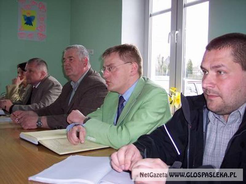 Józef Czenczak ocenia 25 samorządu