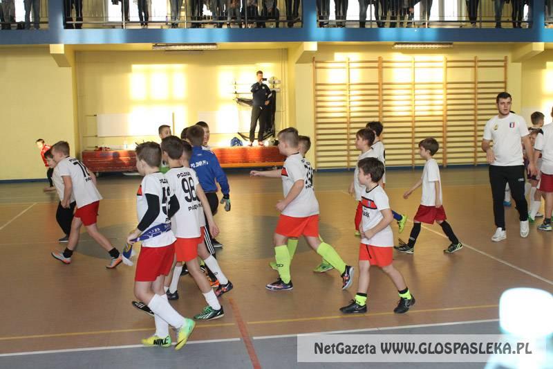 Turniej młodych piłkarzy