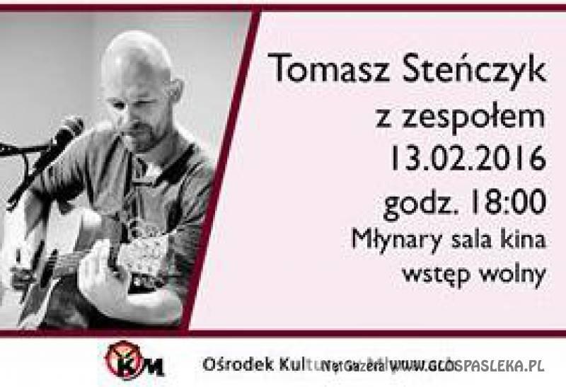 Walentynkowy koncert w Młynarach