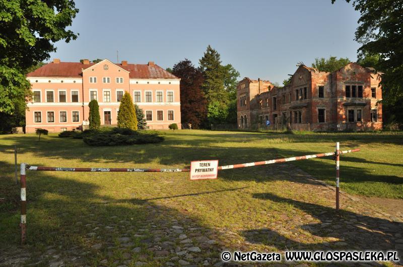 Pałac na sprzedaż