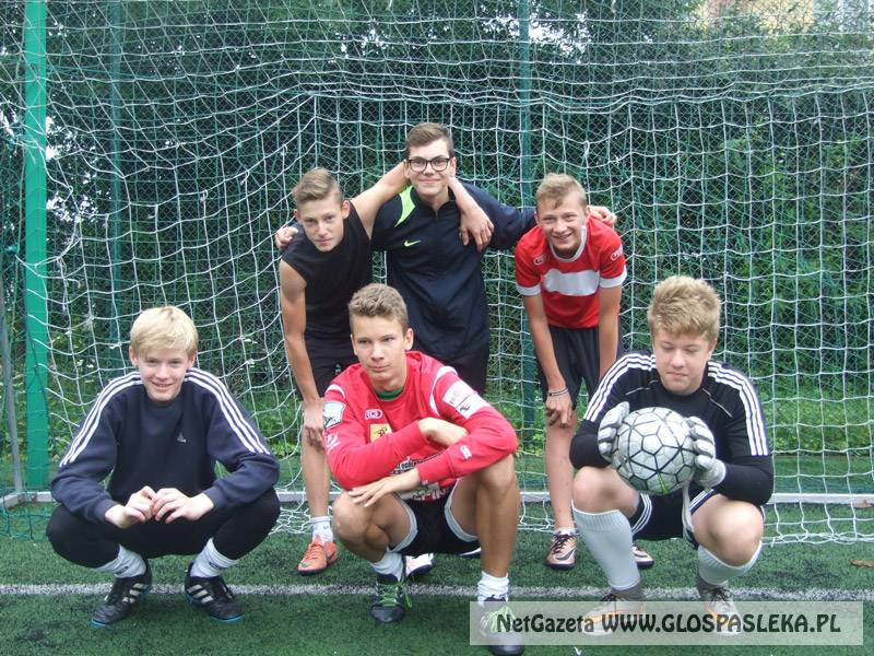 IV Wakacyjny Turniej Piłki Nożnej
