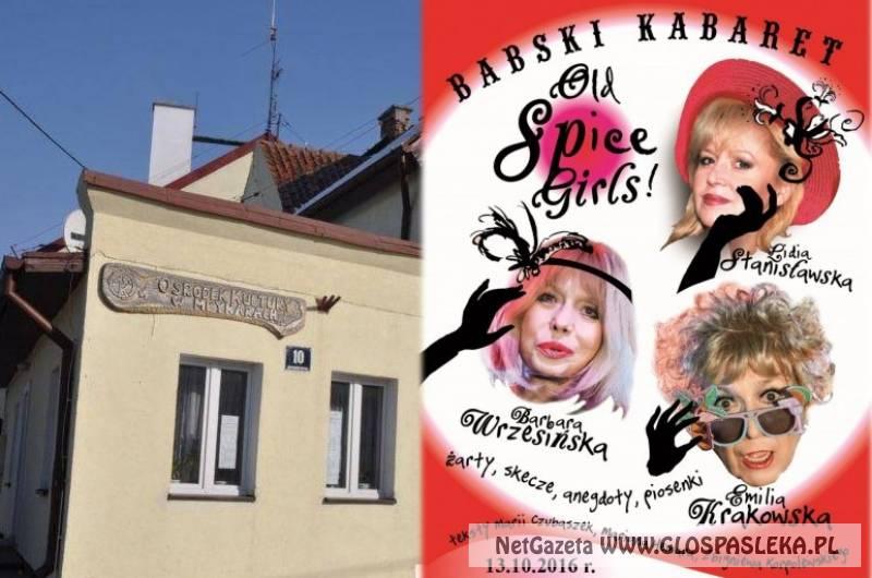 Babski Kabaret w Młynarach