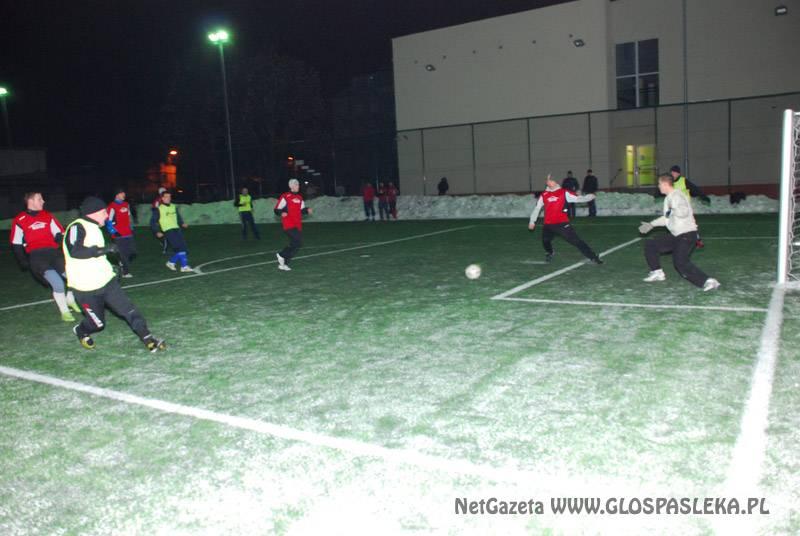 Zimowa Liga Piłki Nożnej – zapisy