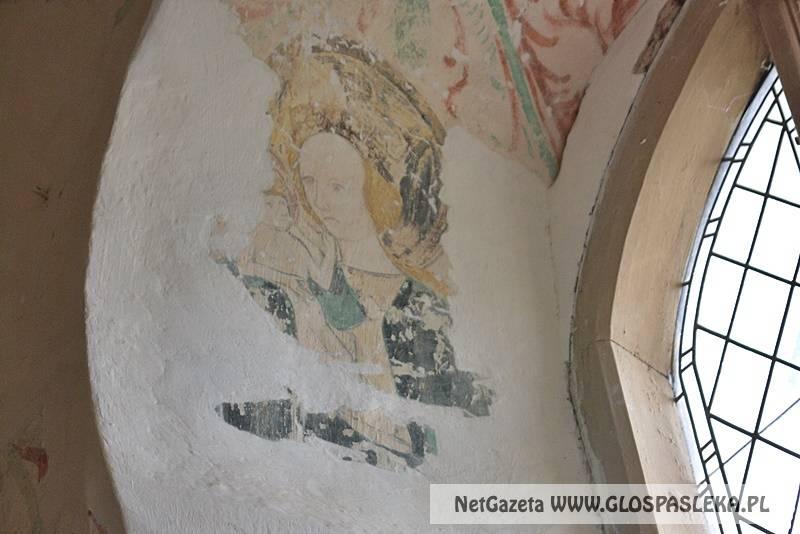 Tajemnice kościoła w Mariance