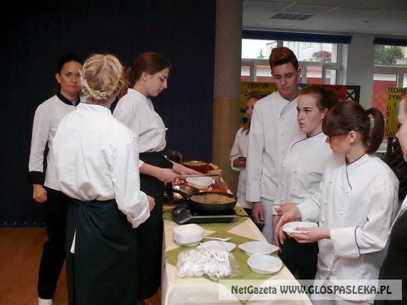 Europejski Dzień Zdrowego Jedzenia i Gotowania w ZSEiT