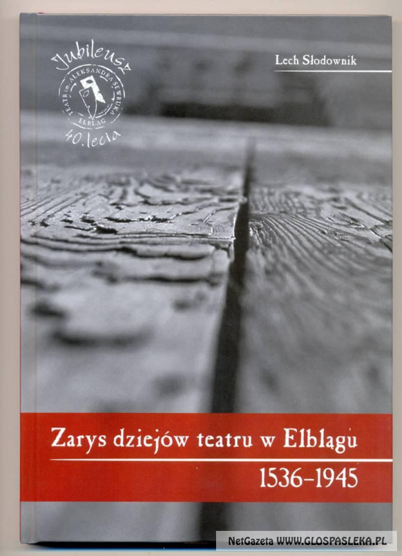 Nowa książka – Lech Słodownik