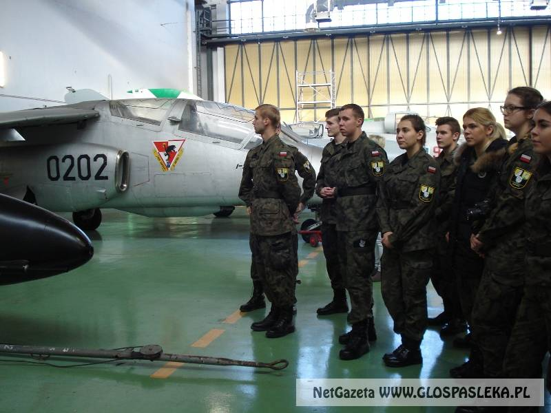 Orły z ZSEiT wylądowały w Malborku