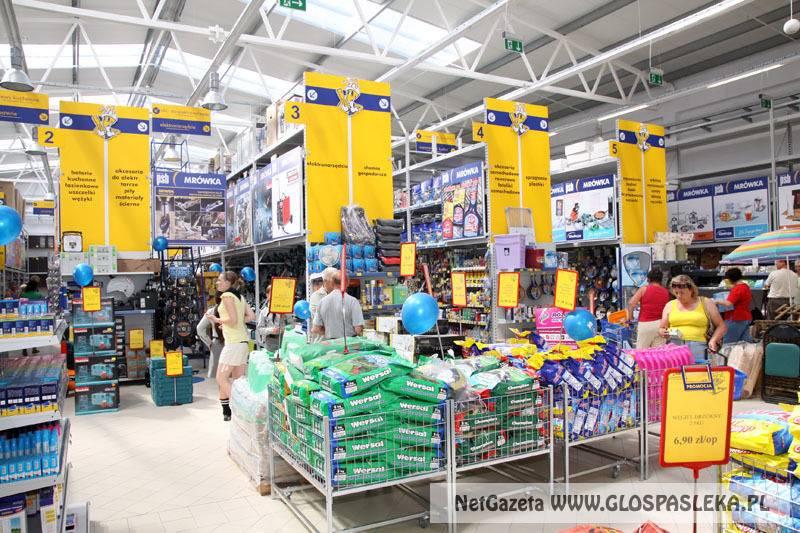 Nowy market w tym roku