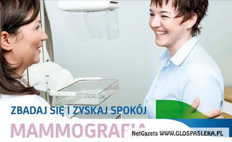 Przypominamy – zrób mammografię
