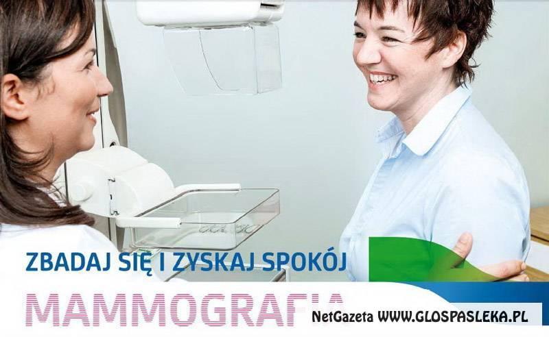 Zrób mammografię w Godkowie
