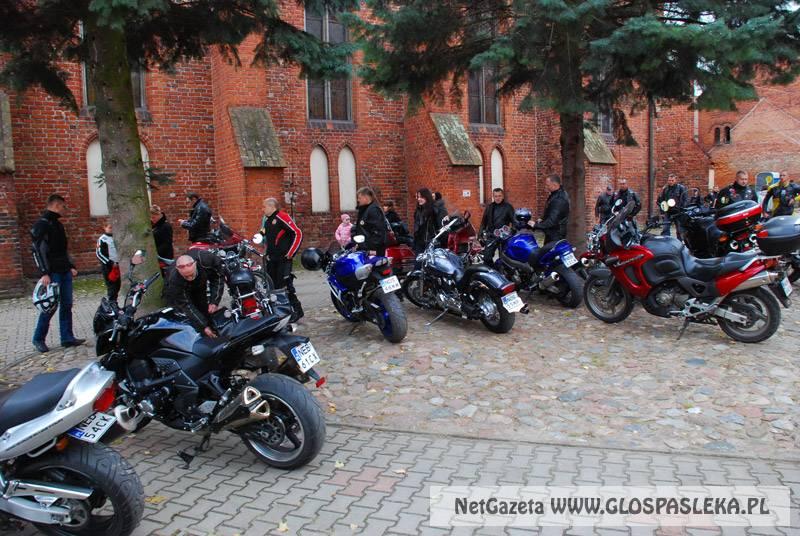 Uwaga motocykliści