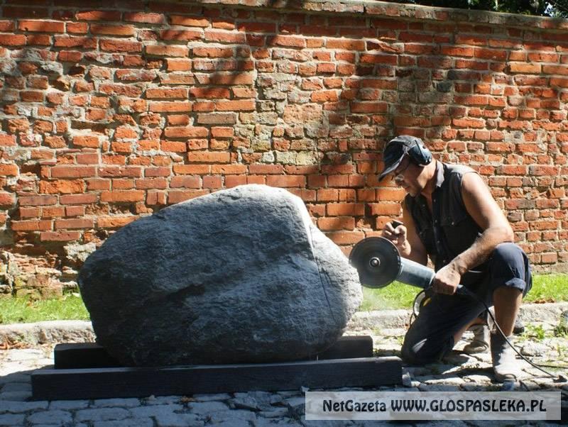 Nowa rzeźba stanie przy ul. Partyzantów