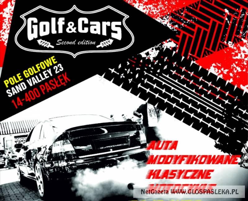 Golf & Cars, czyli coś dla fanów motoryzacji i golfa