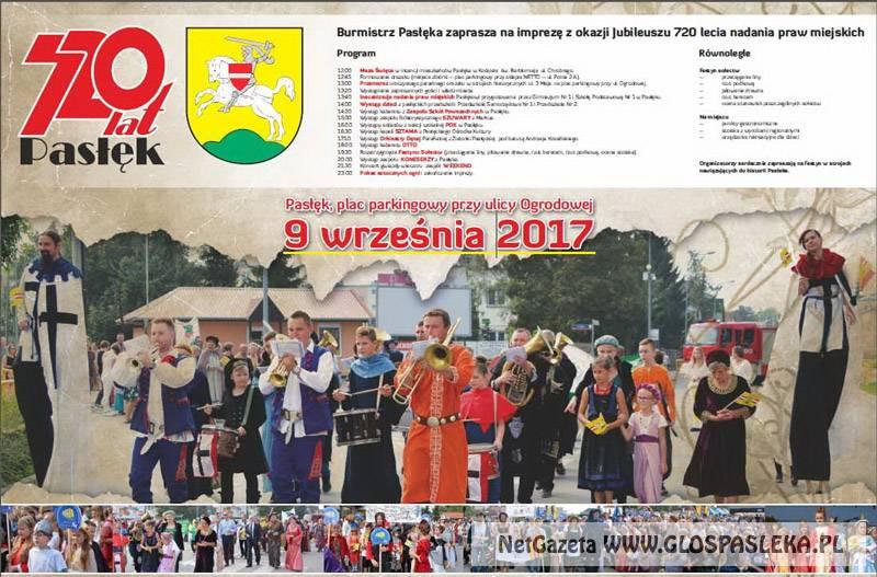 Program Jubileuszu 720 – lecia