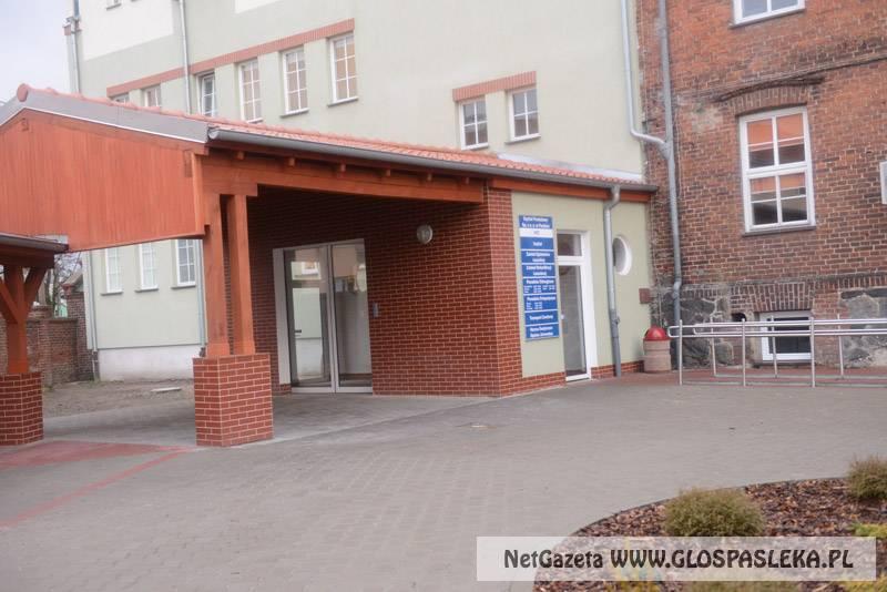 Pasłęcki szpital w sieci