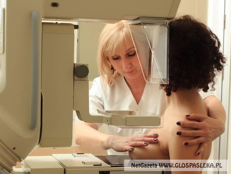 Zbadaj piersi