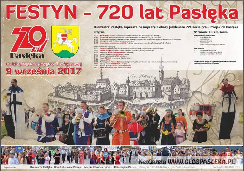 Festyn z okazji 720 – lecia
