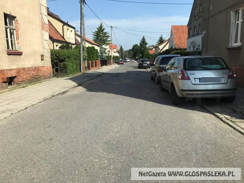 Ulica Gdańska do remontu
