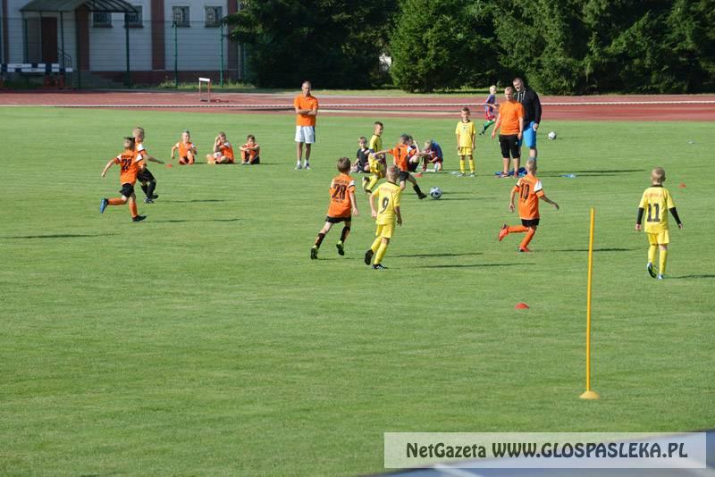 Turniej piłki nożnej dzieci
