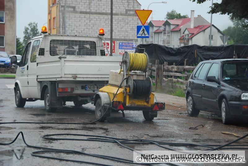 Z dachu do kanalizacji sanitarnej