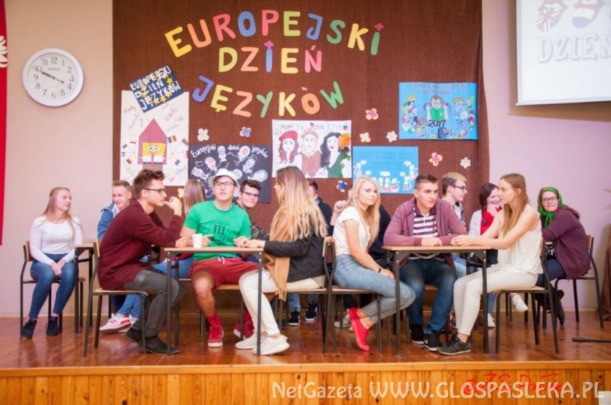 Europejski Dzień Języków w Zespole Szkół
