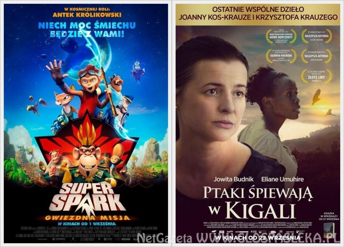 Kino Zamkowe zaprasza na seanse