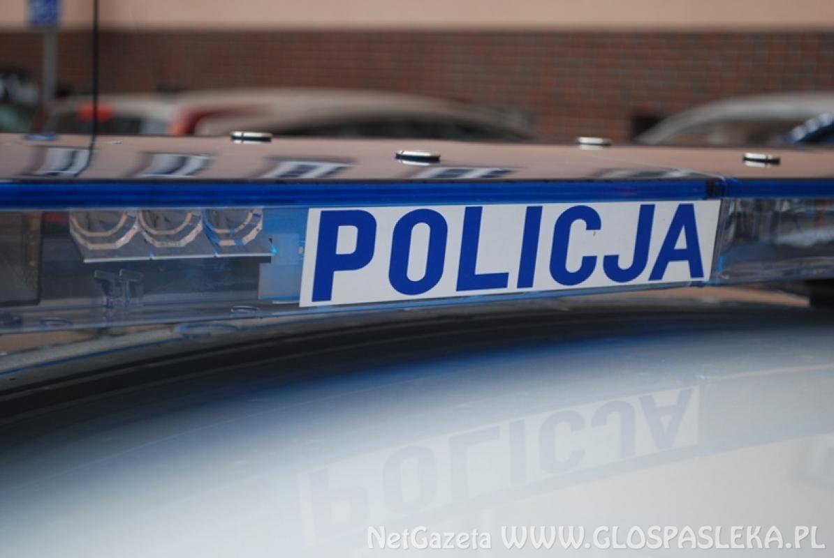 Policjanci szukają świadków