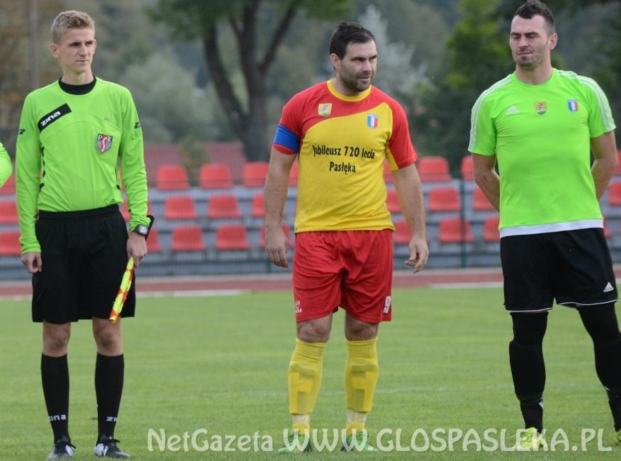 Jeziorak Iława  - Polonia Pasłęk  1:0 (0:0)