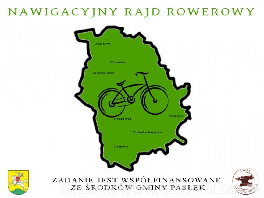 Weź udział w I Nawigacyjnym Rajdzie Rowerowym!