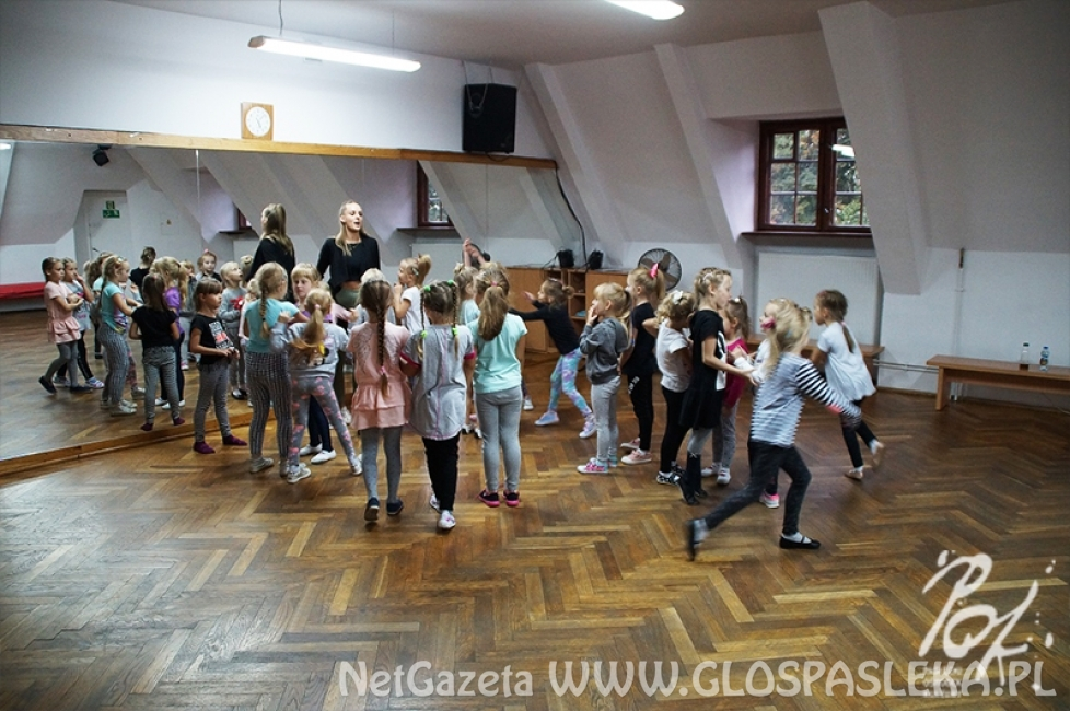 Sekcja POK Dance rozpoczęła nowy sezon