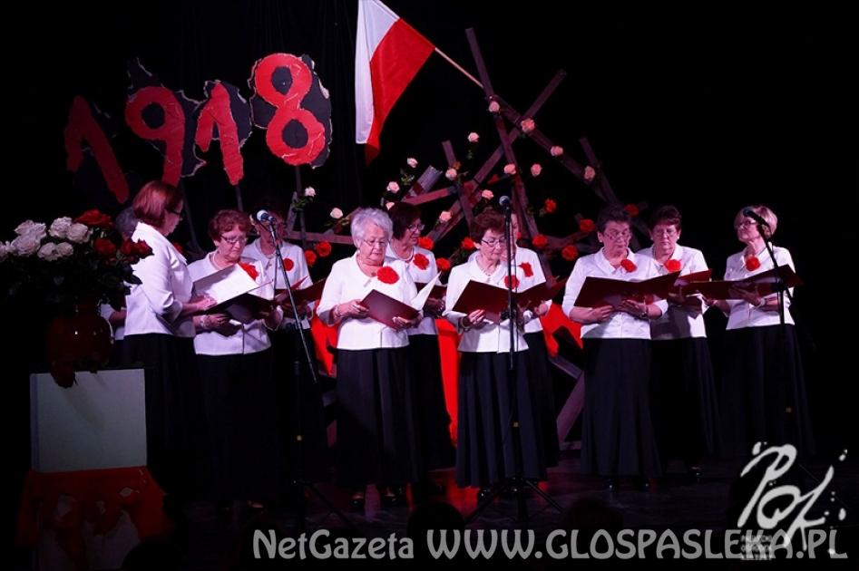 Tak w Pasłęku świętowaliśmy Dzień Niepodległosci