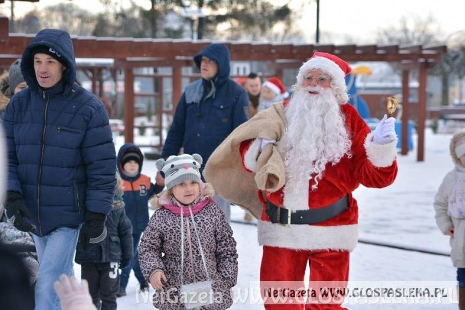 Mikołaj w Pasłęku