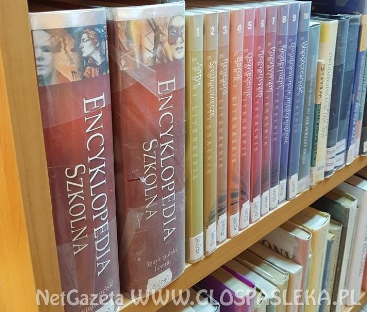 Walne w Bibliotece