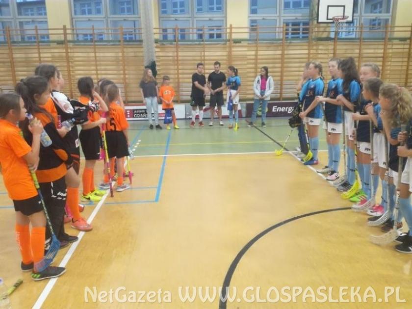 I turniej eliminacyjny młodziczek - Gdańsk