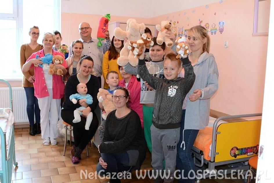 Misie w szpitalu