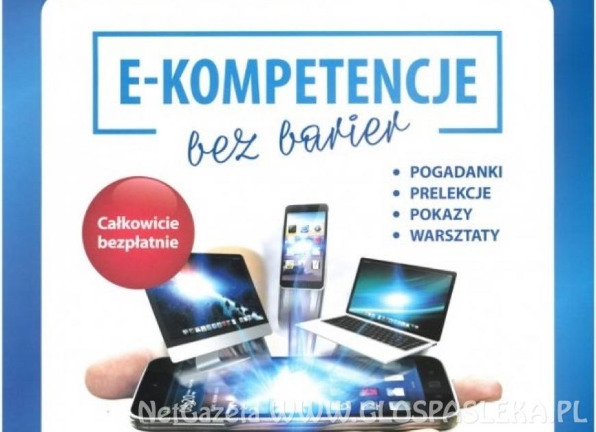 """""""E-kompetencje bez barier"""""""