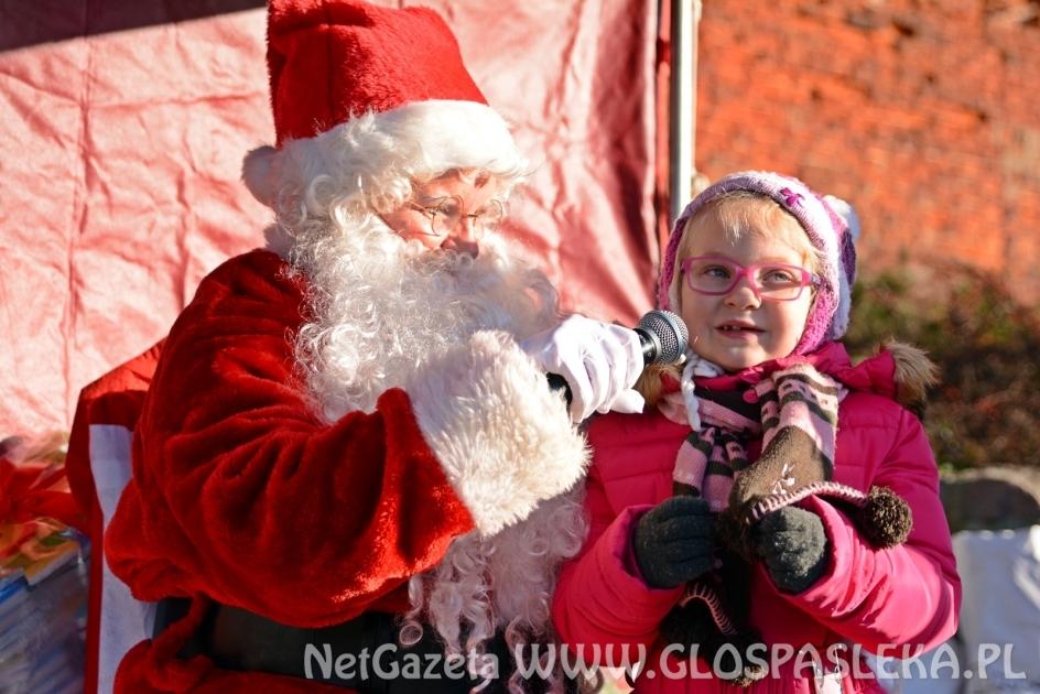Mikołaj zawitał do Pasłęka
