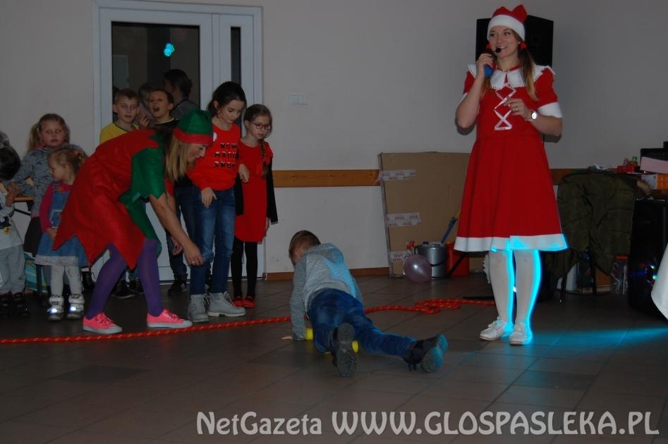 Mikołaj odwiedził dzieci z sołectwa Robity