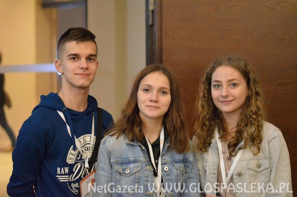 Uczniowie SP nr 1 w projekcie CEMS Chance