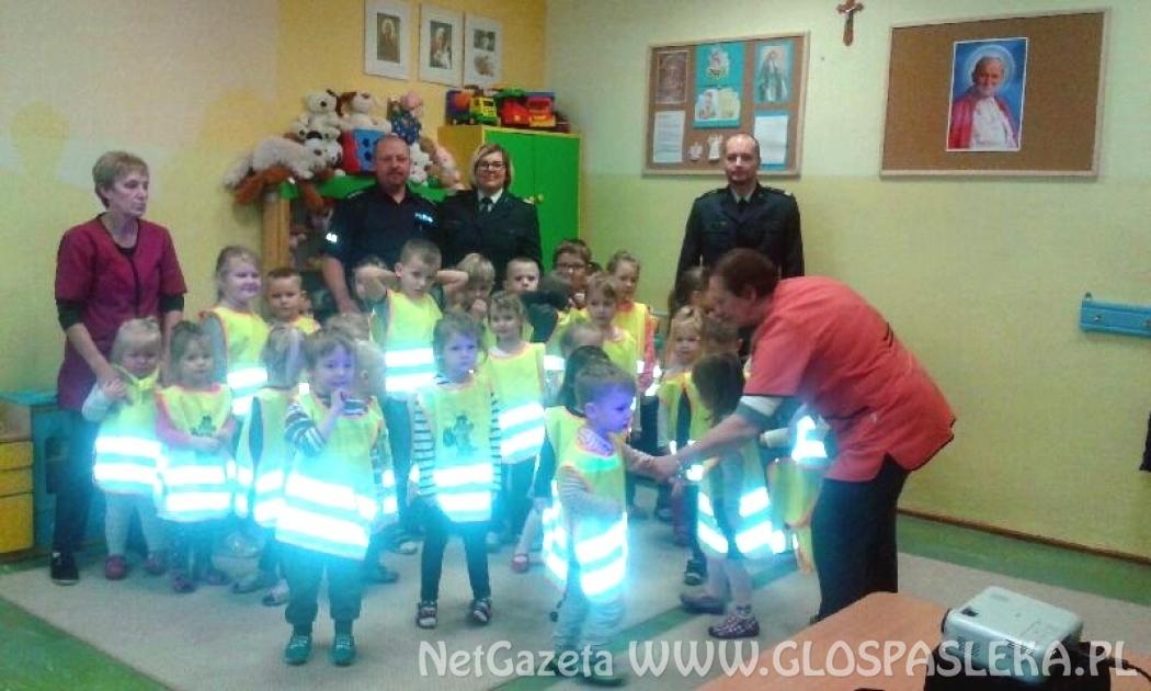 Spotkania z dziećmi na terenie gminy Godkowo