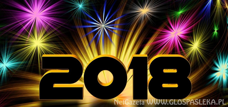 Wszystkiego dobrego w Nowym Roku!
