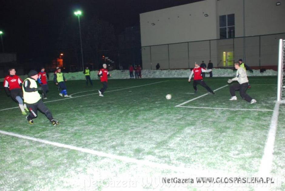 Wyniki Zimowej Ligi Piłki Nożnej