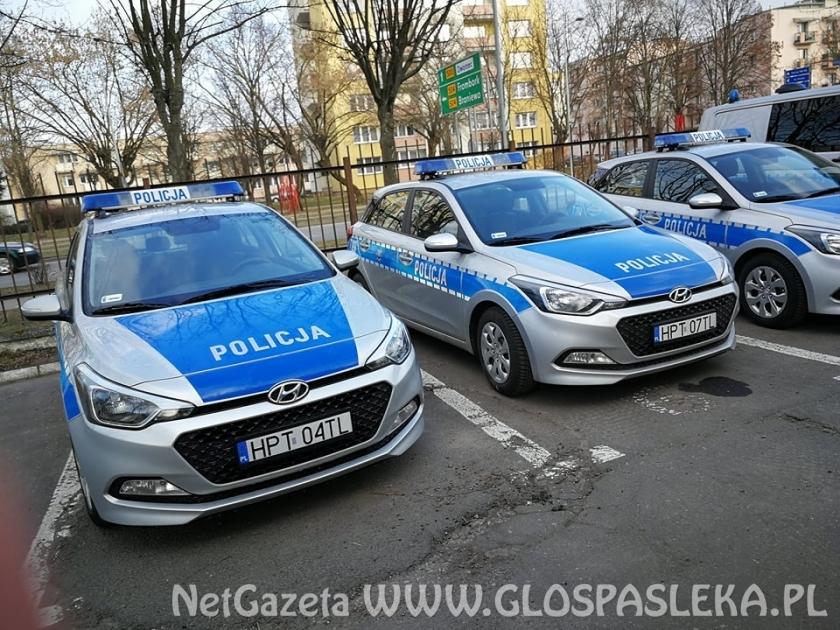 Siedem nowych radiowozów dla elbląskiej Policji