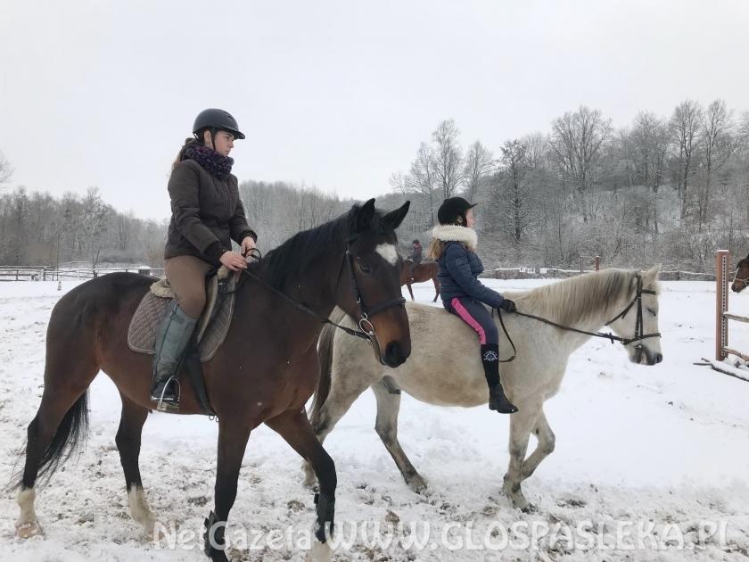 Jedź bezpiecznie na koniu