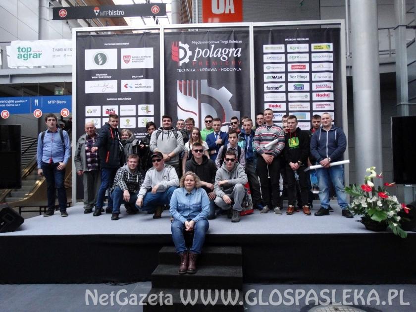 Pobyt uczniów ZSEiT w Poznaniu na Polagra – Premiery 2018