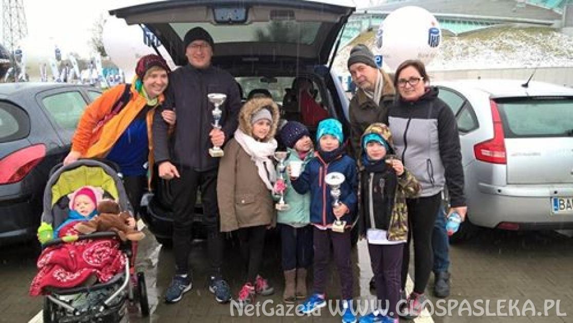 Active Family Pasłęk, czyli rodzinnie i  na sportowo