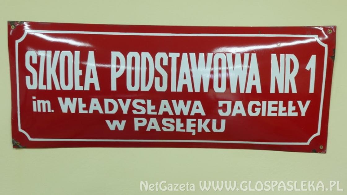 Nabór uczniów do Szkoły Podstawowej nr 1 w Pasłęku